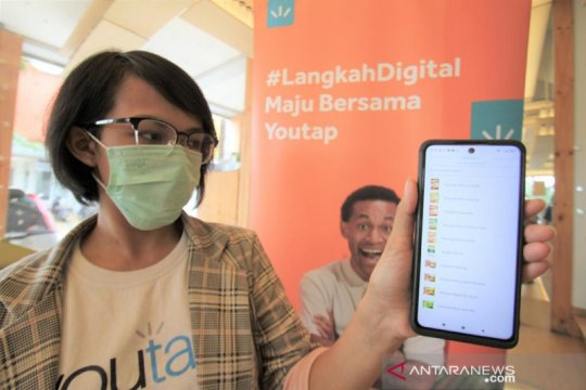 Bank Mandiri gandeng pelaku fintech, dorong adopsi digital UMKM