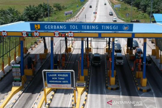 Jasa Marga naikan tarif Tol Medan-Kualanamu-Tebing Tinggi mulai 24 Mei