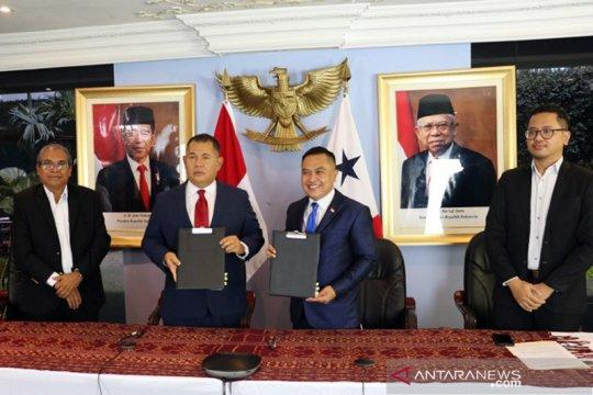 Dubes RI prakarsai kerja sama  universitas di Panama dan  Indonesia