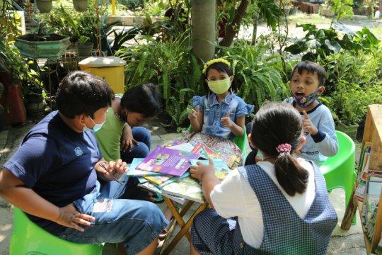 Perpustakaan Herbal di Surabaya beri dampak positif warga setempat