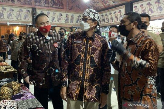 Menparekraf berdialog dengan pelaku pariwisata Malang Raya