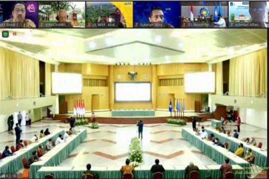 UI-UT kerja sama pengembangan portal kuliah daring