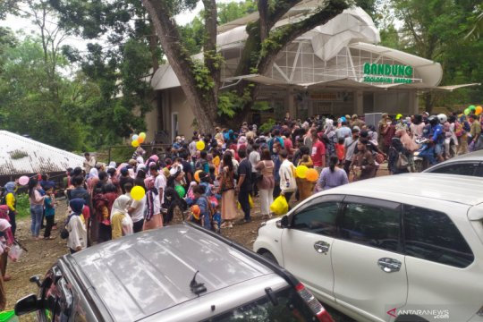 Satgas COVID-19 Bandung tutup sementara enam tempat wisata