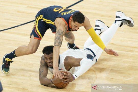 Grizzlies lolos ke playoff NBA setelah singkirkan Warriors
