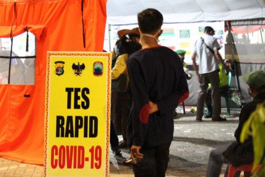 Dinkes Lampung: Pemudik positif COVID-19 didominasi kasus tanpa gejala