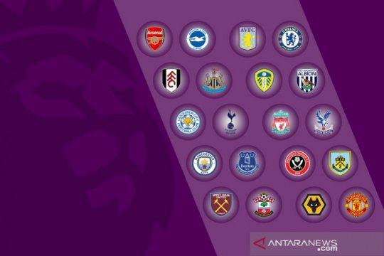 Jadwal Liga Inggris: Lima slot Eropa diperebutkan di pekan pemungkas