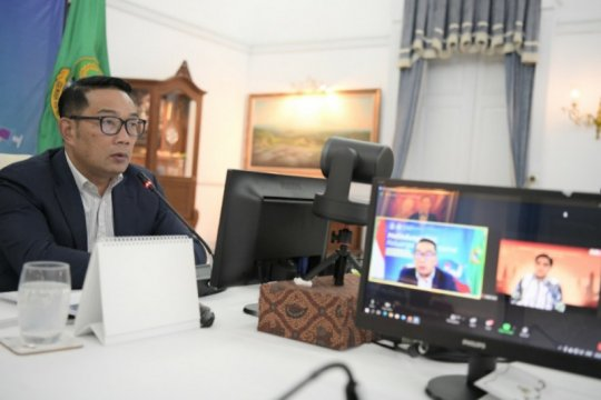 Ridwan Kamil ajak PPI Tiongkok jadi agen diplomasi