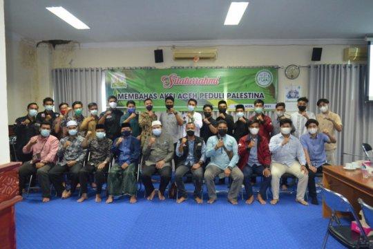 22 komunitas bentuk Forum Masyarakat Aceh Peduli Palestina