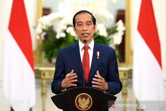 Balad Jokowi sebut Presiden konsisten mendukung Palestina