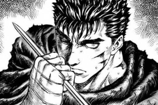 """Kreator komik """"Berserk"""" Kentaro Miura meninggal dunia"""