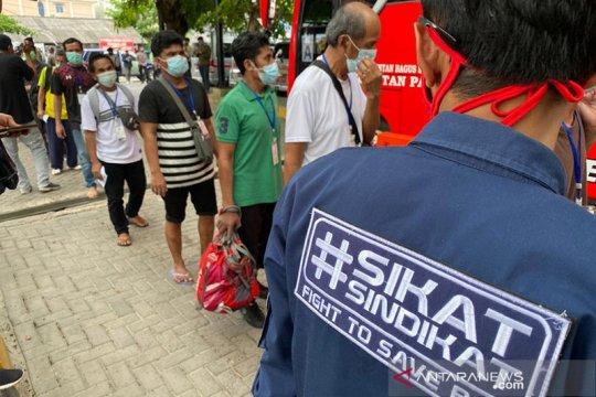 Eks TKI asal Malaysia sumbang 30 persen kasus aktif COVID-19 di Kepri