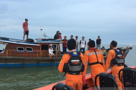 Basarnas masih cari 8 penumpang KM Wicly Jaya Sakti tenggelam di Jambi