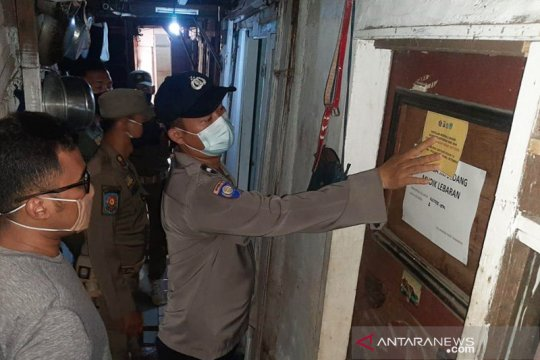 Polsek Setiabudi catat puluhan pemudik belum balik ke Jakarta