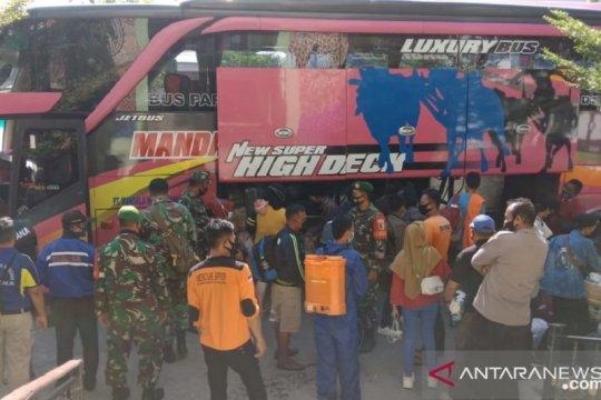 Polisi-TNI perketat pengamanan di lokasi karantina PMI