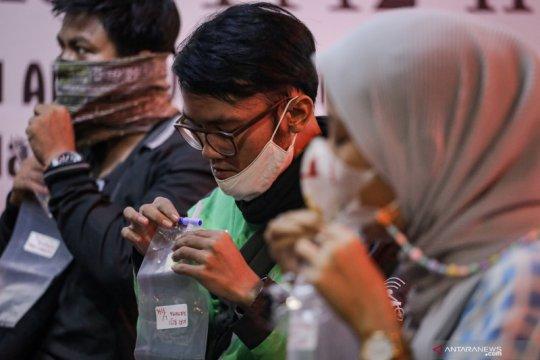 Pelacakan penyebaran COVID-19 di lokasi keramaian di Kota Tangerang