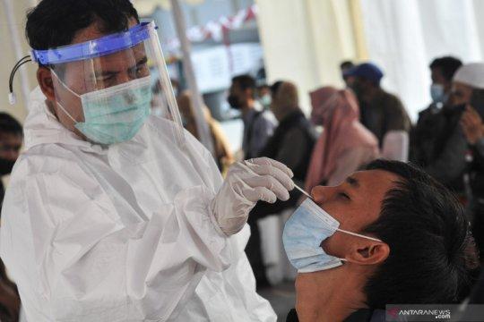 Kemarin pemerintah jalankan strategi pentahelix, jamin keamanan vaksin