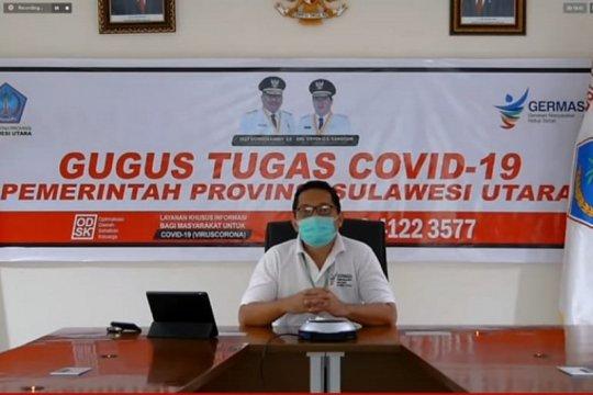Kasus harian COVID-19 di Sulut bertambah sembilan orang