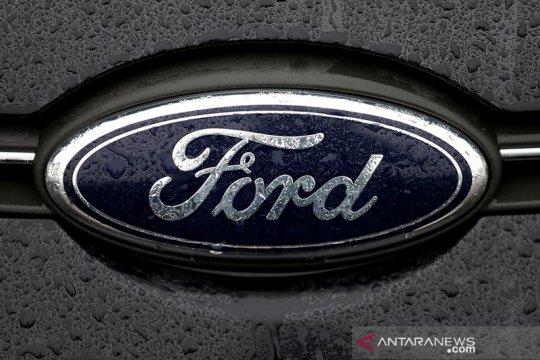 Strategi Ford tingkatkan penjualan truk listrik yang baru diluncurkan