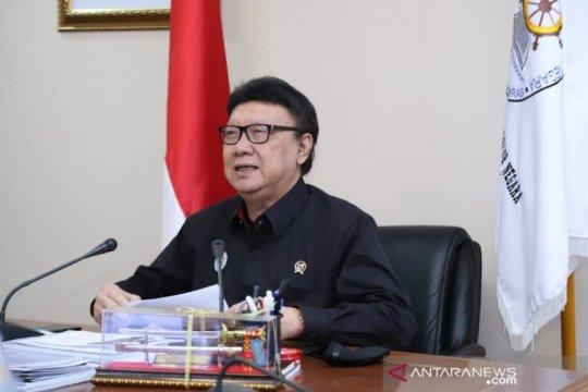 Menteri PANRB terbitkan SE sistem kerja ASN pada PPKM Level 4 hingga 1