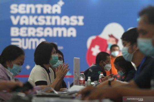 Wakil Wali Kota persilakan WNA di Surabaya ikut vaksinasi COVID-19