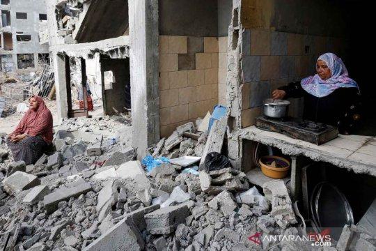 277 warga sipil tewas, 8.500 luka-luka akibat agresi militer Israel