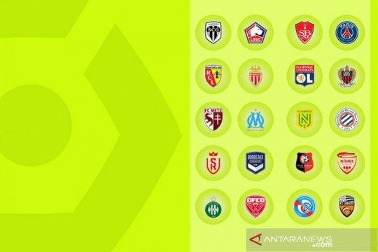 Jadwal Liga Prancis: Lille dan PSG berebut gelar di pekan pemungkas