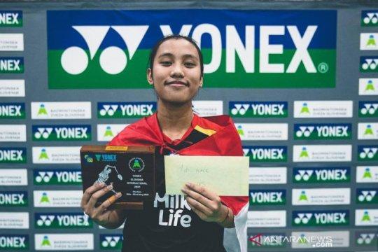 Indonesia rebut dua gelar di Slovenia International 2021