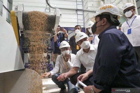 BPS catat harga gabah petani naik 2,87 persen pada Mei