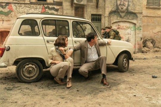 "Film ""Oslo"" tayang 30 Mei, dibintangi Ruth Wilson dan Andrew Scott"