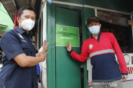 Pemkot Jaksel minta pemudik yang telah balik ke Jakarta jalani tes