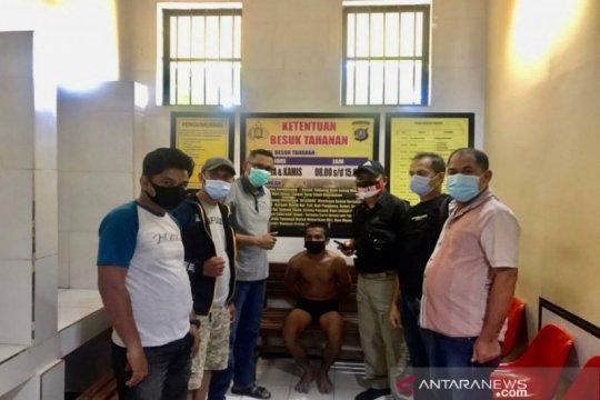 Polda Sultra tangkap DPO tahanan kasus narkoba yang melarikan diri