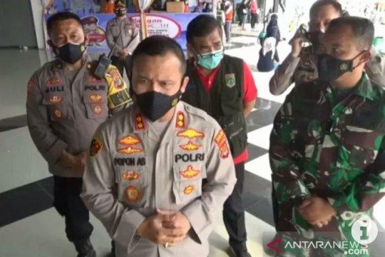 Reaktif COVID-19, 77 pemudik dari Lampung Tengah diisolasi