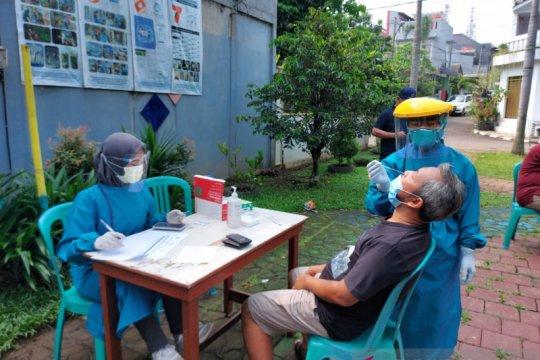 46 positif COVID-19, kluster Griya Melati Kota Bogor dinyatakan KLB