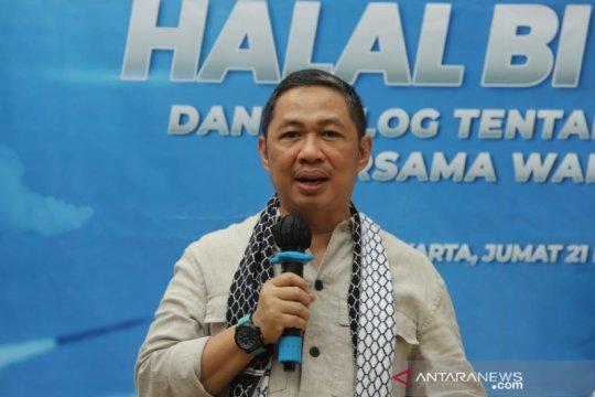 Anis Matta dorong Jakarta jadi episentrum pertemuan pejuang Palestina