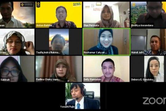 Kuliah umum Farmasi UI hadirkan pembicara dari Jepang