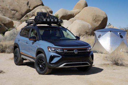 Kekurangan chip, VW akan hentikan produksi di Meksiko