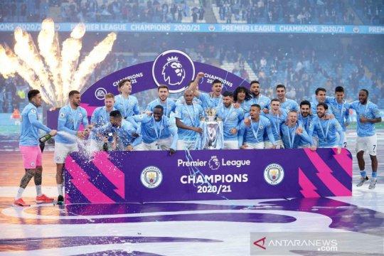 Manchester City siap belanja besar-besaran musim panas ini