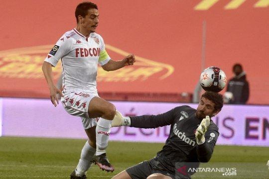Monaco raih tiket Liga Champions, Lyon cuma dapat Liga Europa