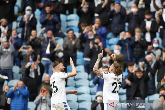 Leeds, Newcastle dan Sheffield United tutup musim dengan positif
