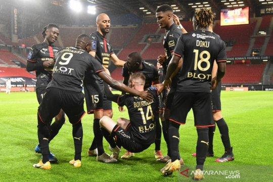 Rennes rebut jatah Liga Conference, Marseille tetap ke Liga Europa
