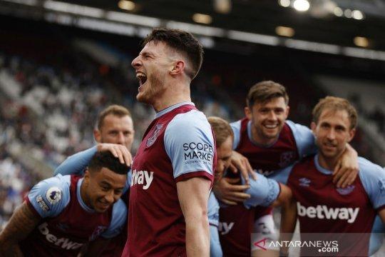 West Ham cetak tiket Liga Europa selepas bungkam Southampton
