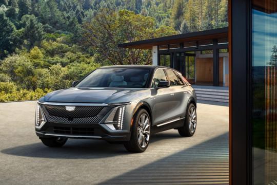 Mobil listrik Cadillac Lyriq bisa dipesan September