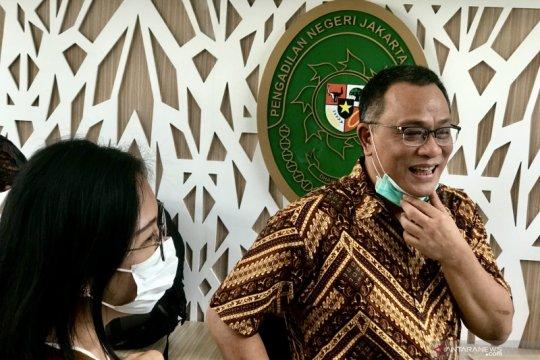 Majelis Hakim kembali tunda sidang Jumhur Hidayat sampai 2 September