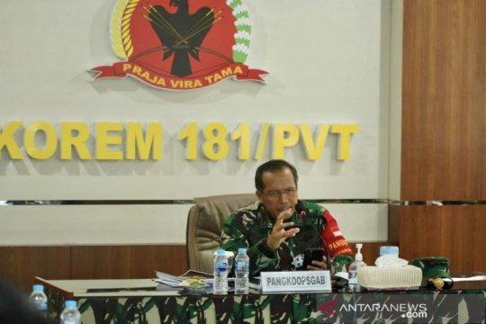 Pangdam Kasuari: Kerja prajurit di Papua Barat harus dioptimalkan