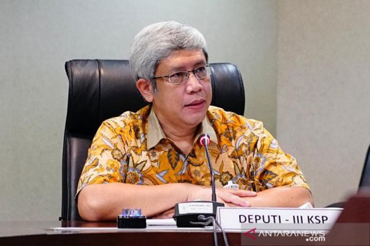 KSP: Sinyal pemulihan ekonomi terus menguat