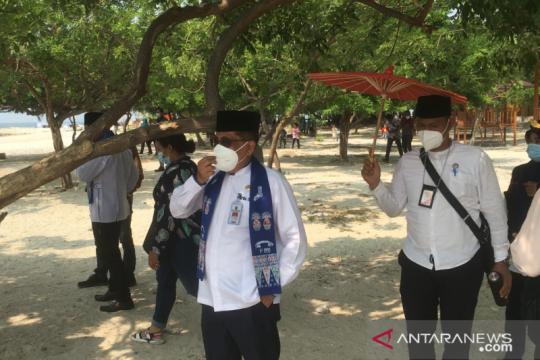 Kampung Jepang Kepulauan Seribu sambut pencanangan HUT ke-494 DKI
