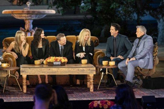 """Friends: The Reunion"" tayang 27 Mei siang di Indonesia"