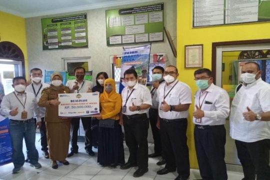BRI bangun 1.423 Pojok Mantri Desa di Sumatera Utara