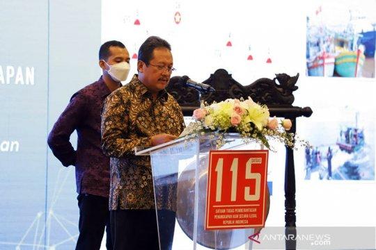 Menteri Trenggono arahkan Satgas 115 berantas penyelundupan lobster