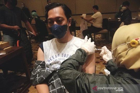 PHRI: Vaksinasi karyawan hotel dan restoran berjalan lancar